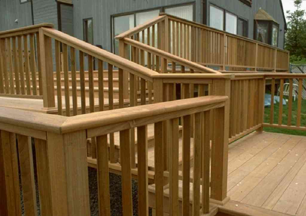 Wood Porch Railings Image Search Results