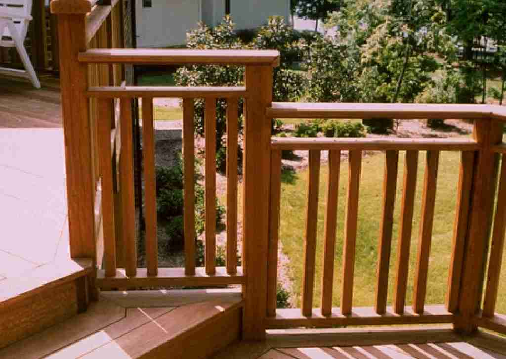 Ipe Hardwood Decks Ipe Deck Wood Ipe As A Deck Wood